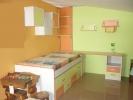 Juvenil amarillo y naranja en liquidación.