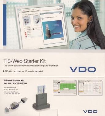 TIS-Web Starter kit