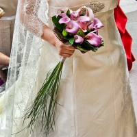 PRESERVED WEDDING BOUQUETS