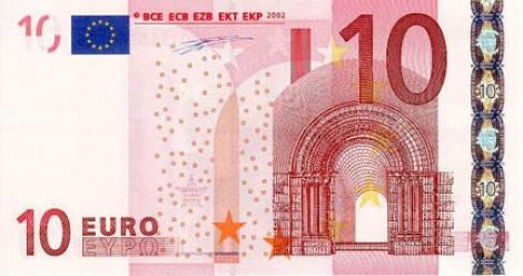 10 EUROS MAS