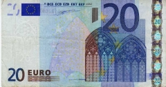 20 EUROS MAS