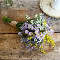 COUNTRY FLOWERS BOUQUET