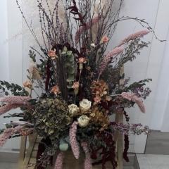 PRESERVED FLOWERS ARRANGEMENT