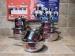 Bateria de cocina Inoxibar modelo Ecco acero de 8 piezas
