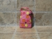 Bolsa compra Kitchen Craft rosa plegable.