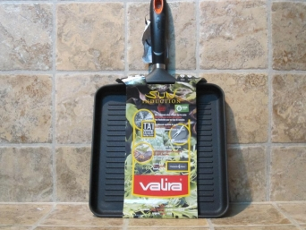 Asador plancha Sun Valira especial inducción 28 x 28 cms.