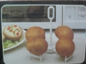 Asador patatas Plásticos de Galicia microondas.