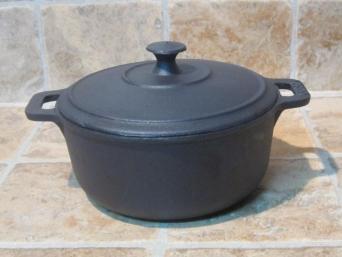 Cacerola guis n hierro fundido garcima 20 cms for Cocina hierro fundido