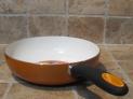 Sartén cerámica honda Ibili inducción Confort 28 cms.