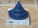 Embudo Tescoma FUSIÓN silicona 12 cms.azul.