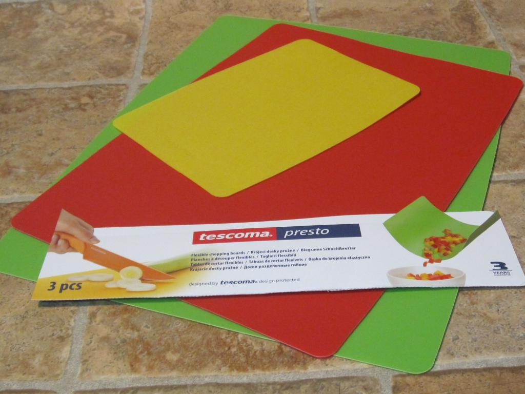 Tabla De Cortar Flexible Tescoma Presto Onlinemenaje Tienda  # Muebles Saez Las Tablas
