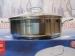 Cacerola Inoxibar tartera OLIIMPIA con tapadera de cristal 26 cms