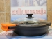 Cazuela Bra fundición Efficient inducción con tapadera 24 cms