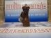 Molinillo de pimienta madera caoba molino acero templado 10 cm
