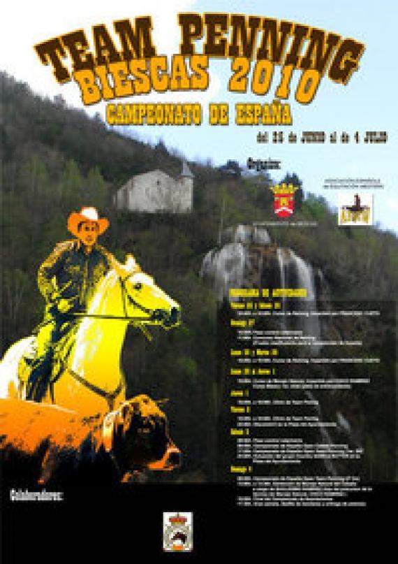 """Semana western """"Biescas 2010"""" (Del 25 de Junio al 4 de Julio)"""