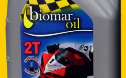 ACEITE BIOMAR OIL 2 T 1L