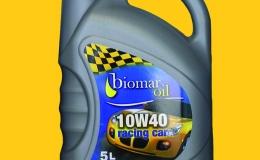 ACEITE BIOMAR OIL SINTETICO 10W40 5 L