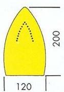 Plantilla antibrillo STIROVAP