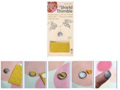 Protector dedo adhesivo