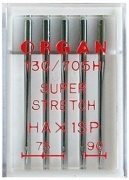 Aguja Organ SUPER STRETCH