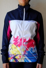 Siven Trace Warmup Jacket Wild Woman