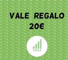 Vale Regalo 20€
