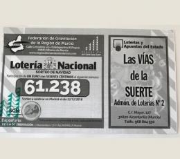 Papeleta Lotería