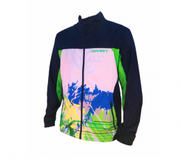 Siven Trace Warmup Jacket Wild