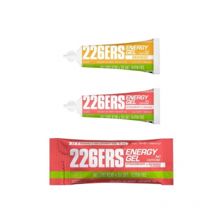 Strawberry/Banana Gel Bio Energy