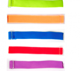 Vapro Elastic Band Colours