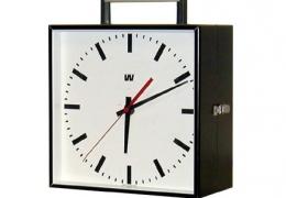 Orienteering Analog Starting Clock