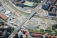 Proyecto de soterramiento de la M-30 en Madrid (España)