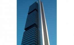 Torre Caja Madrid (España)