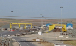 Montaje de vías e instalaciones auxiliares de la L.A.V. Córdoba-Málaga. Tramo Antequera-Málaga (España)