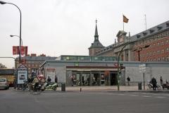 Estación e intercambiador de Moncloa (España)