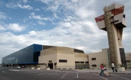 Ampliación en el edificio terminal del aeropuerto de Gran Canaria (España)