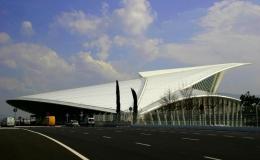 Adecuación y mejoras en el nuevo edificio terminal, del aeropuerto de Bilbao (España)