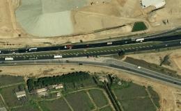 Conexiones exteriores de Torrejón de Ardoz con A-2 y M-300 (España)