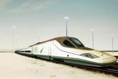 Línea ferroviaria de doble vía de alta velocidad. Medina - La Meca (Arabia Saudí)