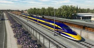 ACS se adjudica la construcción del tramo de AVE Los Ángeles - San Francisco