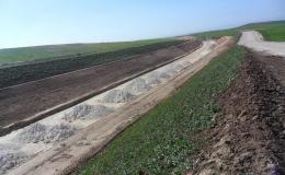 Estudio de diseño (AOD) para la nueva línea. Relizane-Tiaret-Tissemsilt de 180 km (Argelia)