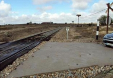 Proyecto de supresión de 18 pasos a nivel de la línea Madrid-Valencia de Alcántara (España)