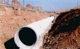 Proyecto de ampliación de la red de aducción de agua a los sectores: PP-4,  PP-5, PP-8 y Retamar de la Huerta del P.G.O.U. de Alcorcón (España)