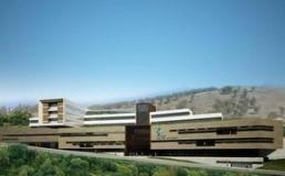 Nuevo hospital Nuestra Señora de la Salud en Granada (España)