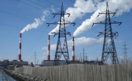 Instalación eléctrica y de megafonía en la central de ciclo combinado de Sugres en Ekaterimburgo (Rusia)
