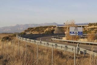 Fomento inicia las obras de la Huesca-Siétamo, último tramo para completar la autovía A-22