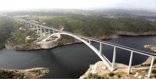 El viaducto de Almonte, finalista del premio Outstanding Structure Award de la IABSE