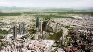 Un túnel conectará la futura estación de Chamartín con el Nudo Norte