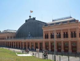 La ampliación de la estación de Atocha permitirá duplicar su capacidad