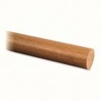 Redondo de madera de Roble para pasamanos 8925
